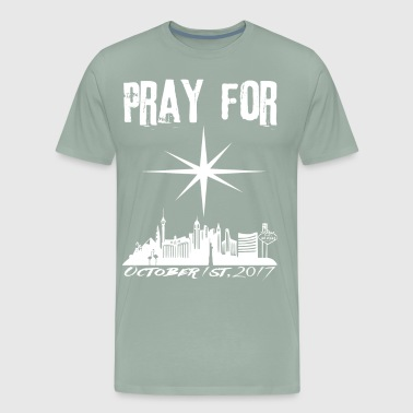 Pray for Vegas - Men's Premium T-Shirt