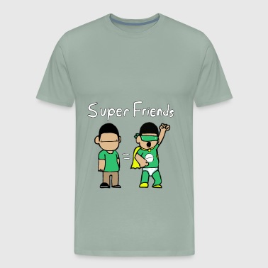 Super Friends - Men's Premium T-Shirt