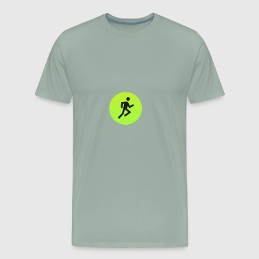 WatchOS Workout - Men's Premium T-Shirt