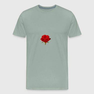 A Rose is a Rose - Men's Premium T-Shirt