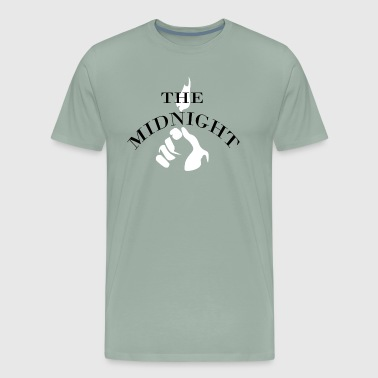 The midnight - Men's Premium T-Shirt