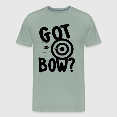 Got Bow Archery Shirt - Men's Premium T-Shirt