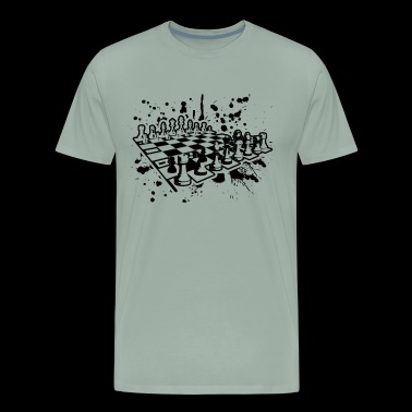Chess Shirt - Chess T Shirt - Men's Premium T-Shirt