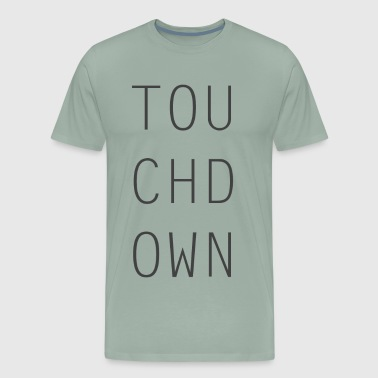Touch Down - Men's Premium T-Shirt