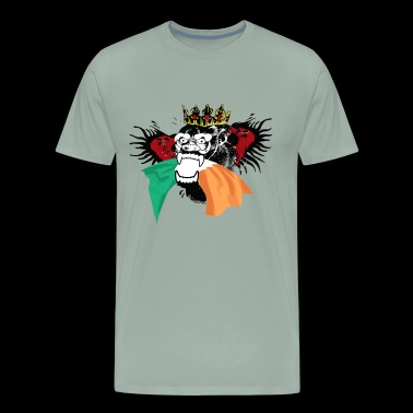 African Evil King - Men's Premium T-Shirt