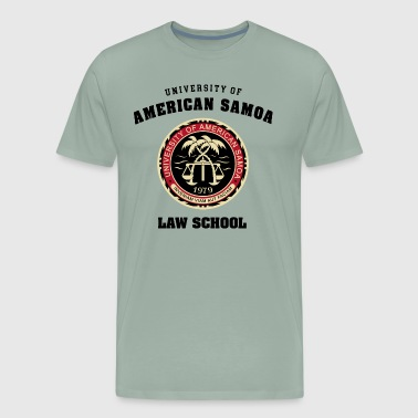 University of American Samoa Law School - Men's Premium T-Shirt