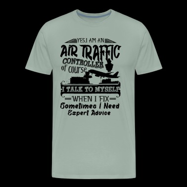 Air Traffic Controls Shirt - Men's Premium T-Shirt
