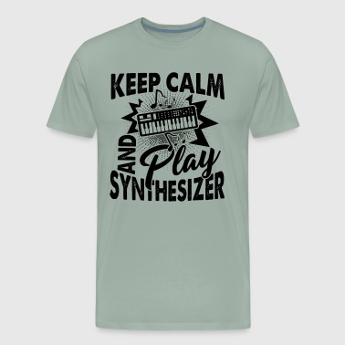Play Synthesizer Shirt - Men's Premium T-Shirt
