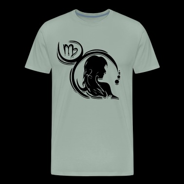 Virgo Shirt - Virgo Astrological Sign T Shirt - Men's Premium T-Shirt