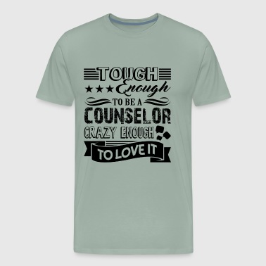 Awesome Counselor Spencial Tees Shirt - Men's Premium T-Shirt