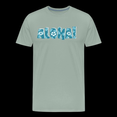 Aloha Spirit - Men's Premium T-Shirt