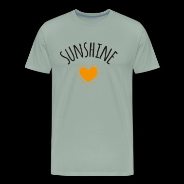 Sunshine Nickname - Men's Premium T-Shirt