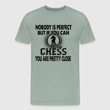 If You Can Play Chess Shirt - Men's Premium T-Shirt