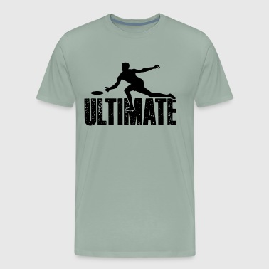 Ultimate Frisbee Shirt - Men's Premium T-Shirt
