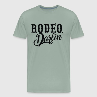 Rodeo Darlin - Men's Premium T-Shirt