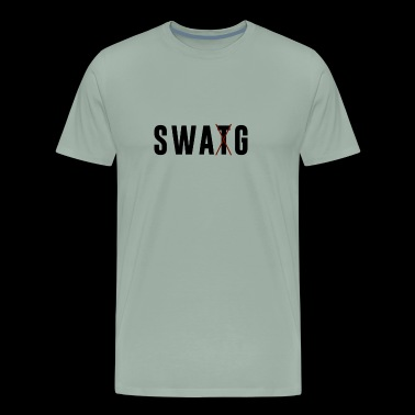 SWAT / SWAG - Men's Premium T-Shirt