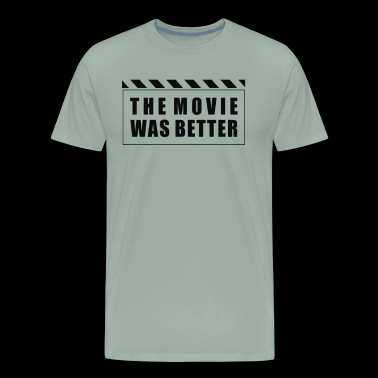 the movie - Men's Premium T-Shirt