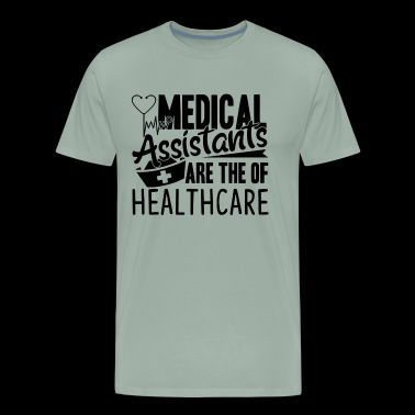 Medical Assistants Shirt - Men's Premium T-Shirt