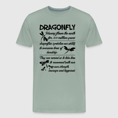 Dragonfly Lover Shirt - Men's Premium T-Shirt