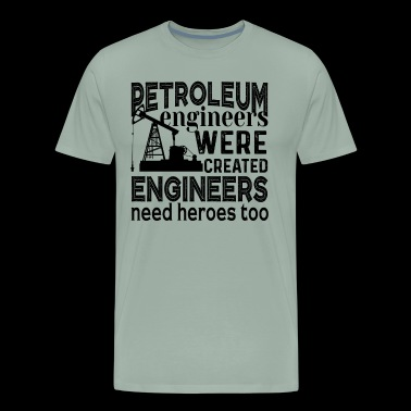 Petroleum Engineer Hero Shirt - Men's Premium T-Shirt