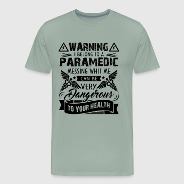 Belong To A Paramedic Shirt - Men's Premium T-Shirt