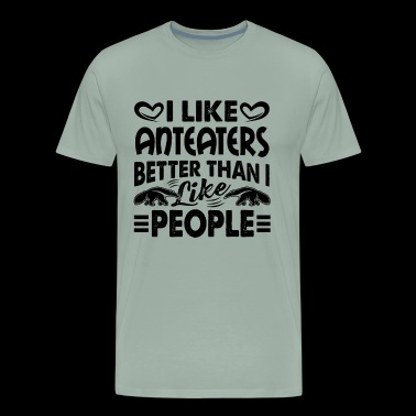 I Like Anteaters Shirt - Men's Premium T-Shirt