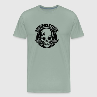 Outer Skull Heaven - Men's Premium T-Shirt