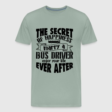Marry A Bus Driver Shirt - Men's Premium T-Shirt