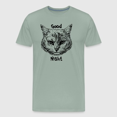 Good night - Men's Premium T-Shirt