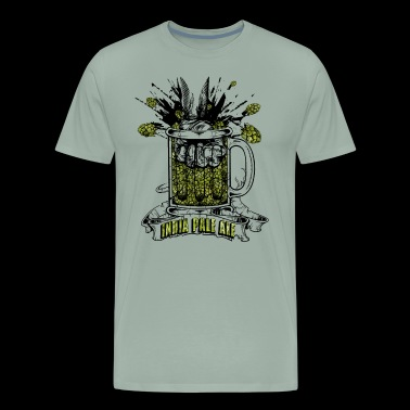 India Pale Ale - extreme dry hopped craft beer - Men's Premium T-Shirt
