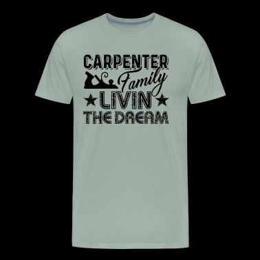 Carpenter Family Shirt - Men's Premium T-Shirt