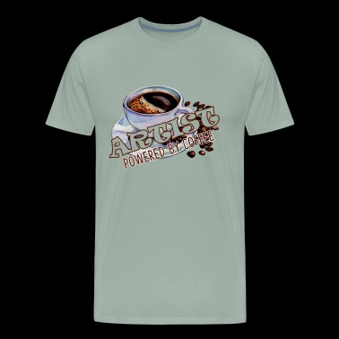 Coffee Shirt - Men's Premium T-Shirt
