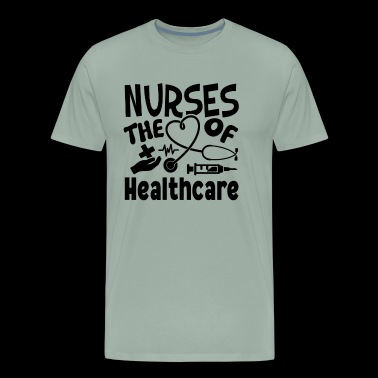 Nurse Shirt - Nurses Of The Healthcare T shirt - Men's Premium T-Shirt