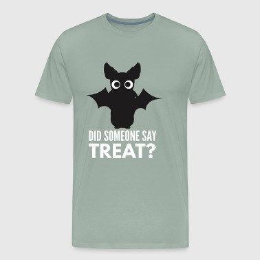 Scottie Dog Halloween - Men's Premium T-Shirt
