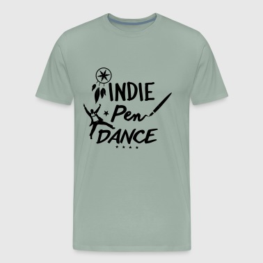 USA Independence Day 4th July Fourth Indie Dance - Men's Premium T-Shirt