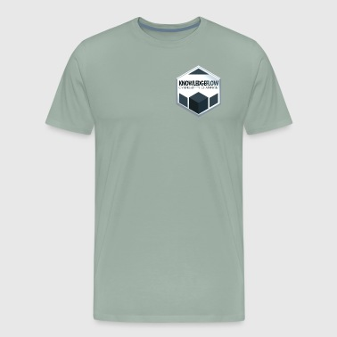 KnowledgeFlow Cybersafety Champion - Men's Premium T-Shirt