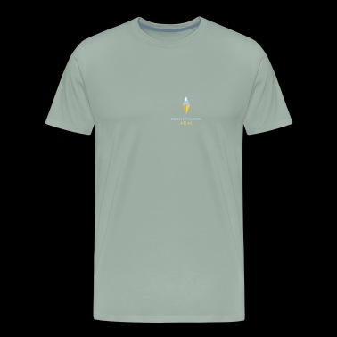 Conservation Atlas apparel - Men's Premium T-Shirt