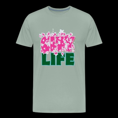 CITY LIFE 2 - Men's Premium T-Shirt