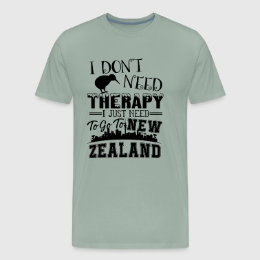 I Just Need To Go To New Zealand Shirt - Men's Premium T-Shirt