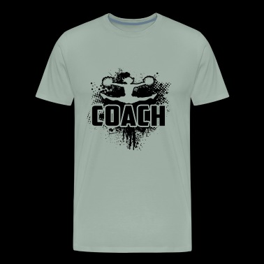 Cheerleader Coach Shirt - Cheerleader Coach Tshirt - Men's Premium T-Shirt