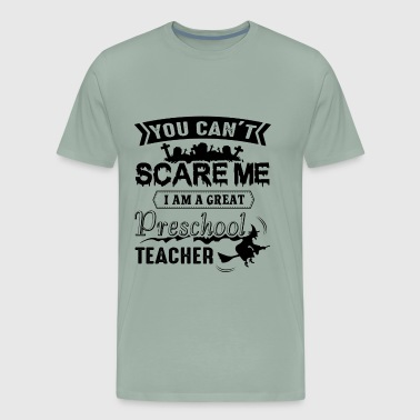 I Am A Geart Preschool Teacher Shirt - Men's Premium T-Shirt