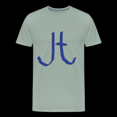 JT merch two youtubers conbined merch - Men's Premium T-Shirt