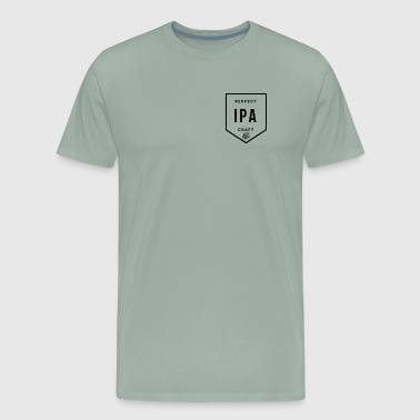 Respect Craft IPA - Men's Premium T-Shirt