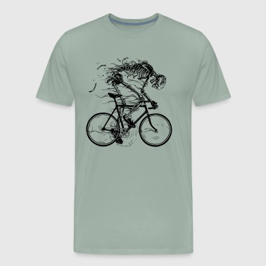 Bicycle Shirt - Men's Premium T-Shirt