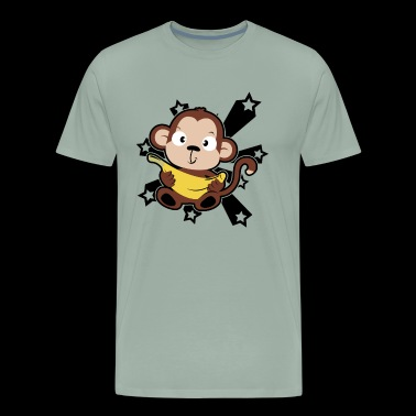 Monkey Shirt - Men's Premium T-Shirt