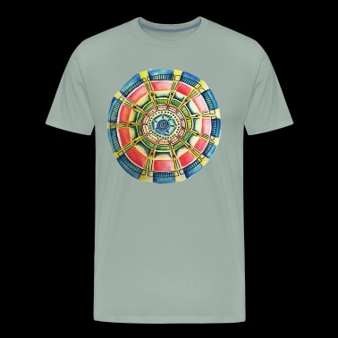 Light Tunnel - Men's Premium T-Shirt