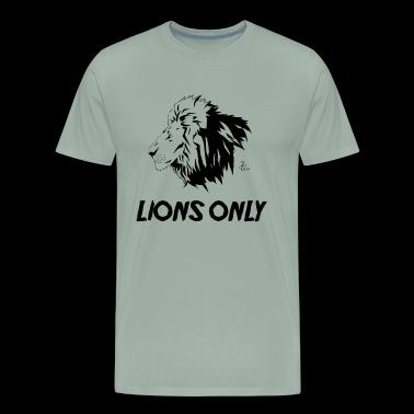 Lions Only - Men's Premium T-Shirt