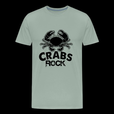 Crabs Rock Shirt - Men's Premium T-Shirt