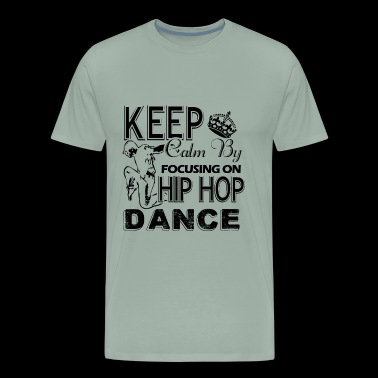 Hip Hop Dance Shirt - Hip Hop Dance T shirt - Men's Premium T-Shirt