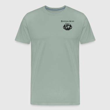 Blessed Acres Farm - Men's Premium T-Shirt